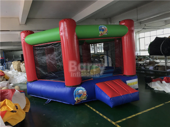Duel Combat Fighting Arena Inflatable Gladiator Jousting Game With Logo Printing